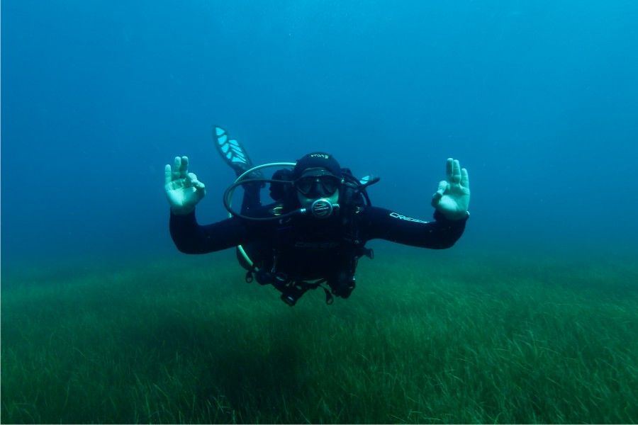I want to start diving : Discover Scuba DIving - Children Programs - Courses