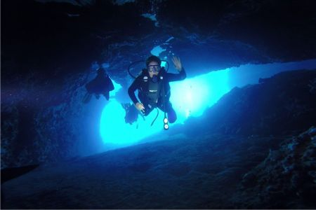 Fun dive at Twin Caves